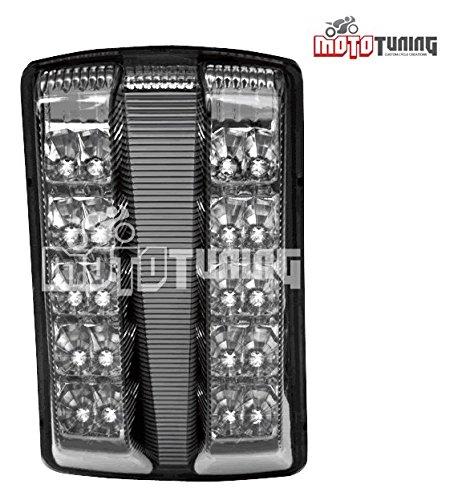 SUZUKI SV650 SV1000 Clear Integrated LED Taillight