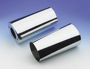 BKRider Cowbells Fork Tube Covers for Harley-Davidson OEM  45964-86 45964-49 and 45963-97