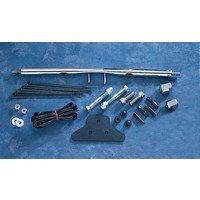 BKRider Rear Turn Signal Relocation Kit For Harley-Davidson OEMs 68512-89 68430-89