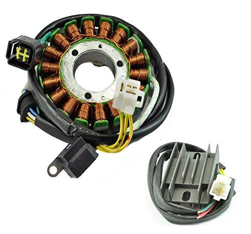 Kit Stator  Voltage Regulator Rectifier For Suzuki DRZ 400  E  S Kawasaki KLX 400 2000-2016