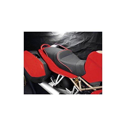 Sargent World Sport Perf Seat Blk WBlack for Ducati ST2 ST3 ST4SABS 97-09