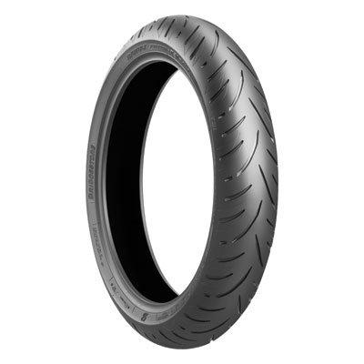 12070ZR-17 58W Bridgestone Battlax Sport Touring T31 Front Motorcycle Tire for Ducati 796 Monster 2010-2014