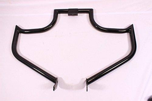 Black Custom Engine Guard Highway Crash Bar Sportster Harley 04-14 1200 883 Xl Low Iron Super