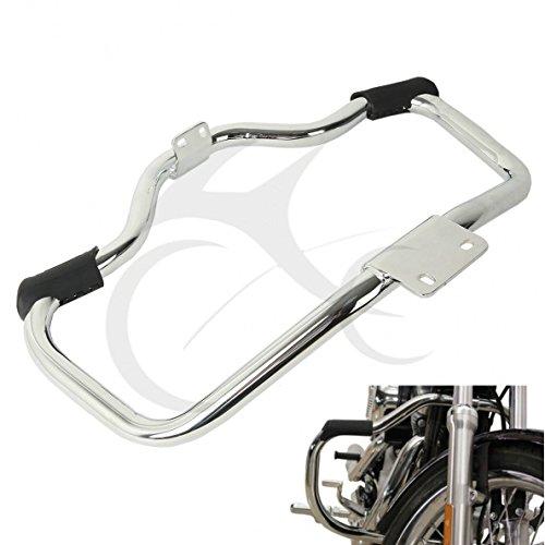 Tcmt Chrome Engine Guard High Way Crash Bar For Harley Sportster Iron 883 09-16 72 48
