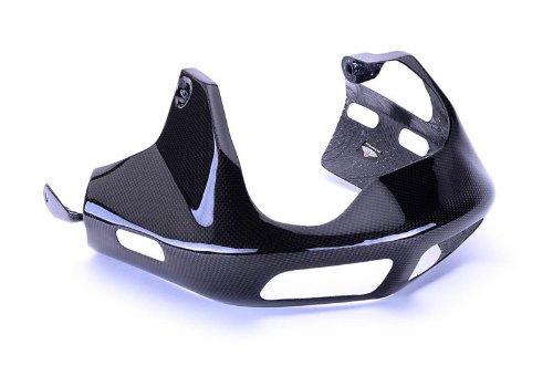Bestem CBDU-MUL-BPN Black Carbon Fiber Belly Pan for Ducati Multistrada 62010001100