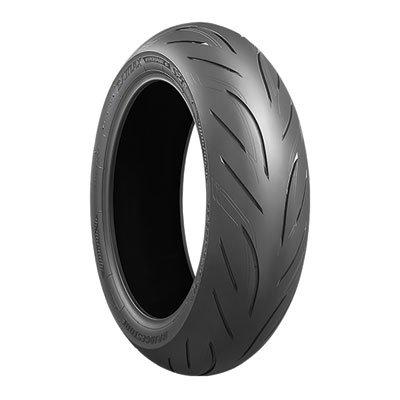 18055ZR-17 73W Bridgestone Battlax S21 Hypersport Rear Motorcycle Tire for Ducati 1100 Monster Diesel 2013