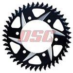 Ducati 620 Sport 2003-2006 Black Rear Sprocket Oem 44
