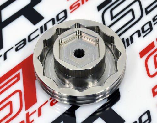 Stainless Steel Ducati 1098 1198 Front Rear Tire Wheel Rim Socket Nut Tool 55mm 30mm