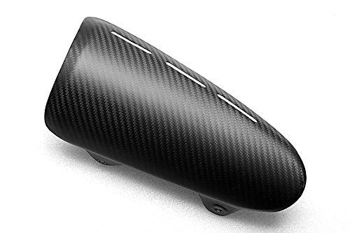 RC Carbon Fiber Rear Upper Exhaust Heat Shield Ducati Diavel