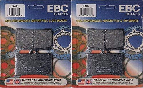 EBC Brake Pad Kit FA95 for Ducati 888 SP4SP5 1992-1993