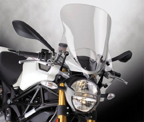 National Cycle V-Stream Windshield Clear for Ducati Multistrada