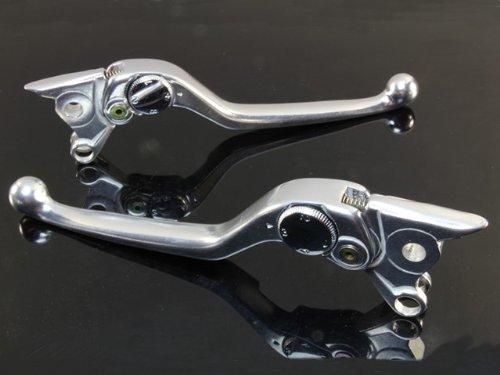 Ducati 748 916 996BSPSR 998BSR M1000S SS1000 Brake Clutch Levers Silver