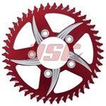 Ducati 620 Sport 2003-2006 Red Rear Sprocket Oem 44