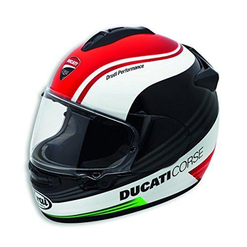 Ducati Corse SBK 3 Full Face Helmet 9810401 M RED