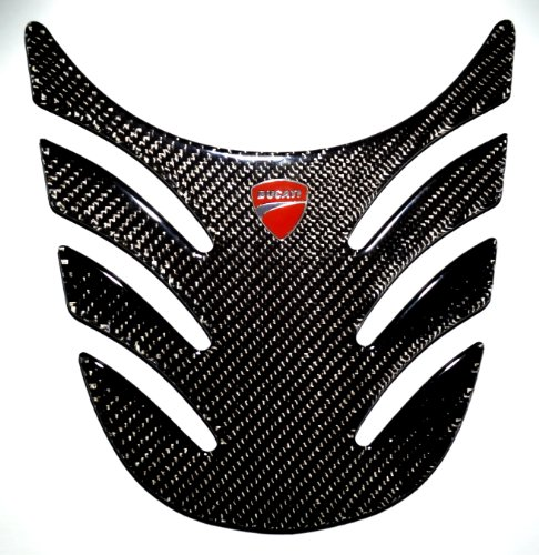 Ducati Multistrada 1200 Carbon Fiber Motorcycle Tank Protector Pad