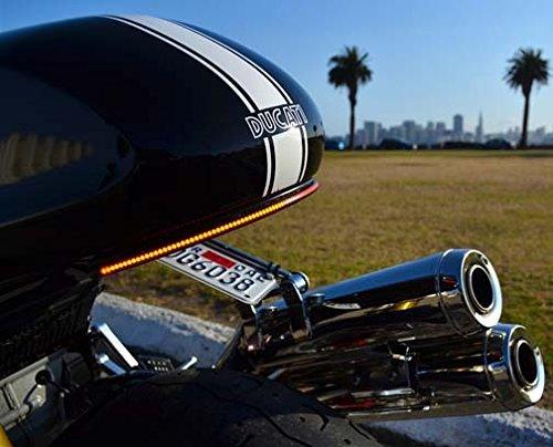 Ducati Sport Classic Wide Slimline taillight FEK Smoke