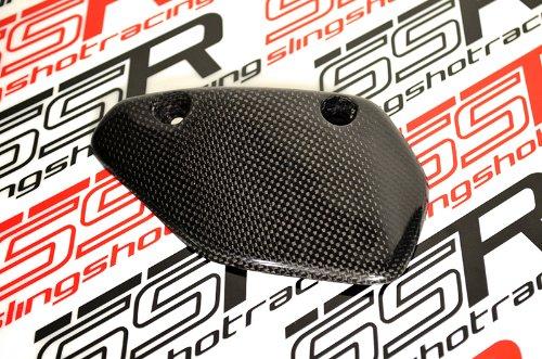 Ducati Hypermotard 796 1100 1100S SEVOSP Carbon Fiber Lower Chain Cover Guard
