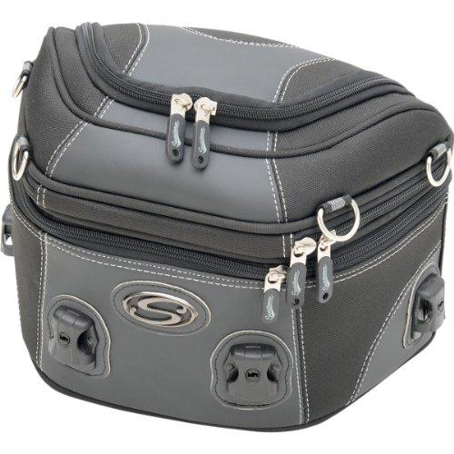 Saddlemen - 3516-0146 - Adventure Soft Pack Luggage, Rear Rack Bag