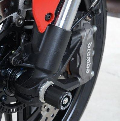 R&G Axle Sliders front Ducati Multistrada 1200 Monster 1200 Monster 1200S Monster 821