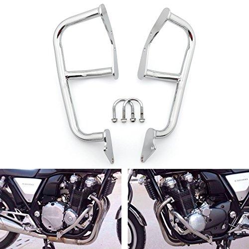 Areyourshop Engine Guards / Crashbars Crash Bars For Honda Cb1100 2010 2011 2012 2013 2014 Silver