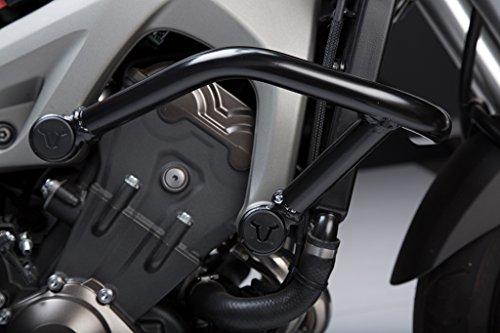Sw-motech Crashbars Engine Guards For Yamaha Fz-09 '13-'16 & Fj-09 '15-'16
