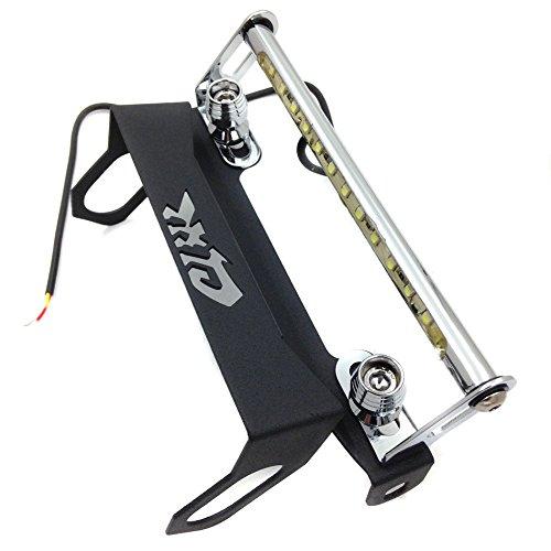 SMT MOTO- black Motorcycle LED light Fender Eliminator Tidy For 2003-2006 Honda Cbr 600Rr 2004-2007 1000Rr