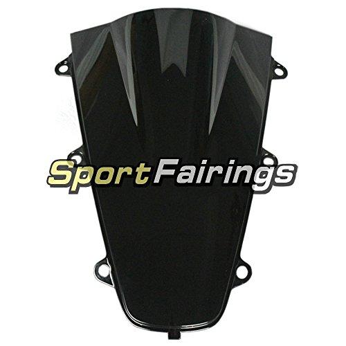 Motorbike Windscreen For Honda CBR1000RR 2017 2018 Fairings Windshield Wind Deflector Black