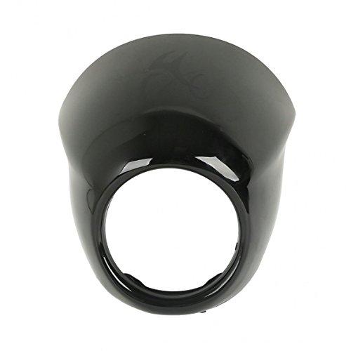 TCMT Headlight Fairing Screen Mask Visor For Harley Street 500 750 XG500 XG750 14-16