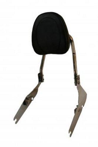 Jardine Touring Backrest Kit for Harley FXST FLSTF 06-10