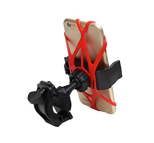 Bike MountHIGHROCK Motorcycle Bicycle MTB Bike Handlebar Mount Holder Universal For Cell Phone GPS Phone Phones