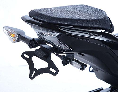 R&G Tail Tidy Rear Fender Eliminator License Plate Holder for Kawasaki Z900 17-18