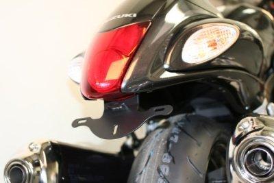 R&G Tail Tidy fender eliminator Suzuki Hayabusa GSX1300R 08