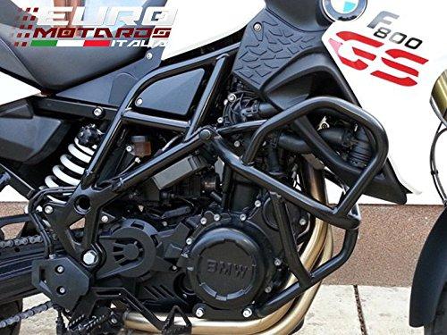 BMW F800GS type E8GS 2008-2012 RD Moto Crash Bars Protectors CF30KD