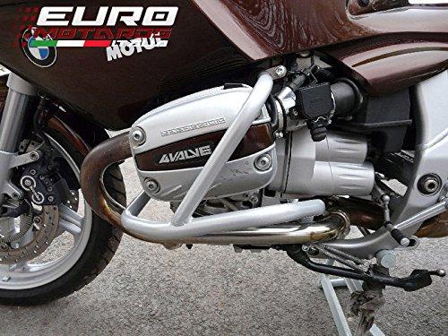BMW R1100S 1999-2005 RD Moto Crash Bars Protectors New CF20S