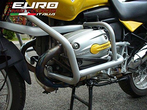 BMW R1150GS  Adventure 2000-2003 RD Moto Crash Bars Protectors CF08S