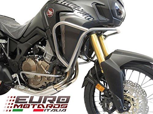 Honda CRF1000L Africa Twin Manual Only 2015-17 RD Moto Crash Bars Protectors Lower