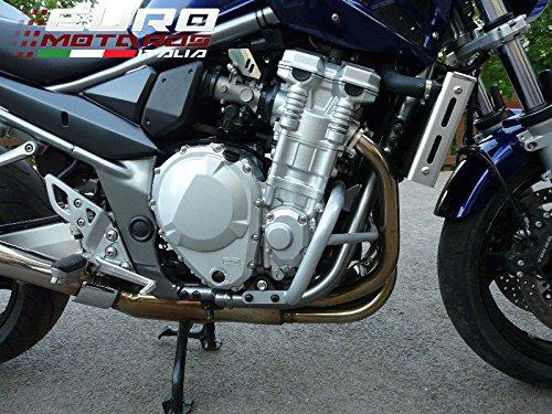 Suzuki GSF 1250 Bandit 2007-2015 RD Moto Crash Bars Protectors New CF25S