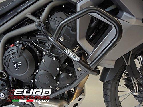 Triumph Tiger XCX 800 2017-2018 RD Moto Crash Bars Protectors CF80KD