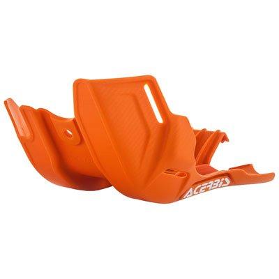 Acerbis Plastic MC Skid Plate 16 KTM Orange for KTM 85 SX 2013-2017