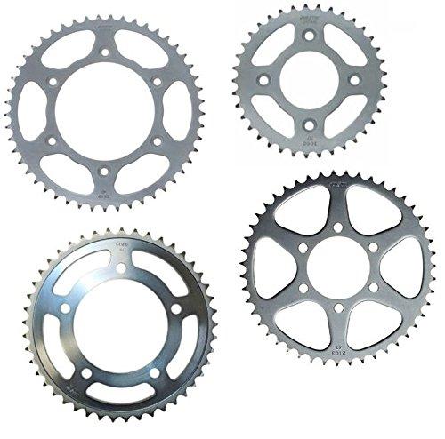 Sunstar 2-209849 49-Teeth 428 Chain Size Rear Steel Sprocket