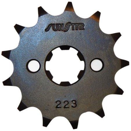 Sunstar 22313 13-Teeth 428 Chain Size Front Countershaft Sprocket