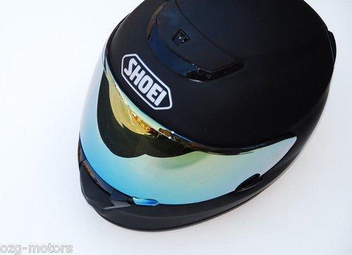 Gold X11 CX1 CX1V CX 1v Shoei helmet visor shield RF1000 TZR XR1000 RF 1000 xr 1