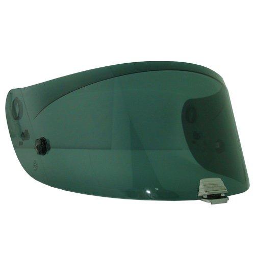 HJC HJ-20P Shield  Visor GoldSilverBlueSmokeClearPinlock Ready For R-PHA 10 PLUE helmets Bike Racing Motorcycle Helmet Accessories - Made in Korea Smoke