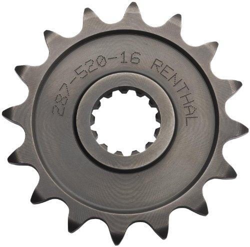 Renthal Steel Front Sprocket - 14T  Sprocket Teeth 14 Color Natural Material Steel Sprocket Size 428 Sprocket Position Front 257--428-14GP