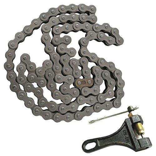 New Universal Chain Breaker Tool For Motor Dirt Bike ATV Go Kart 420-530
