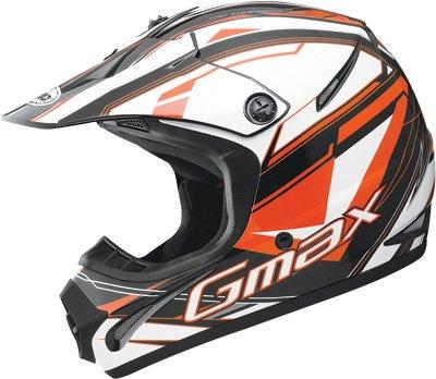 G-Max GM462Y Traxxion Youth Helmet Gender Boys Size Segment Youth Helmet Type Offroad Helmets Helmet Category Offroad Distinct Name BlackOrangeWhite Primary Color Orange Size Lg G3463252 TC-6