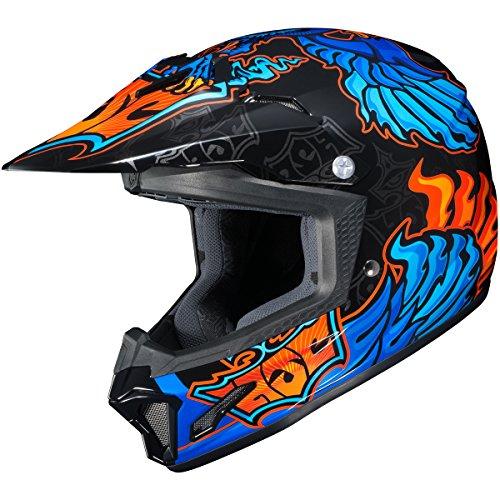 HJC Eye Fly Boys CL-XY 2 MotoX Motorcycle Helmet - MC-2  X-Large