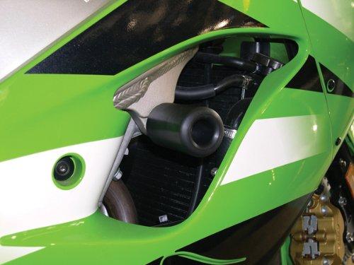 Shogun Motorsports Frame Slider - Black with the highest grade steel bolts