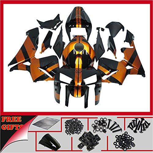New Plastic Fairing Fit for Honda 2005-2006 CBR600RR F5 Injection Bodywork aa05
