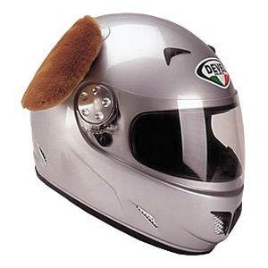 Awesome Ears Helmet Gear - Brown Dog Ears